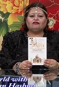 Afshan Hashmi in Glam World with Dr. Afshan Hashmi (2015)