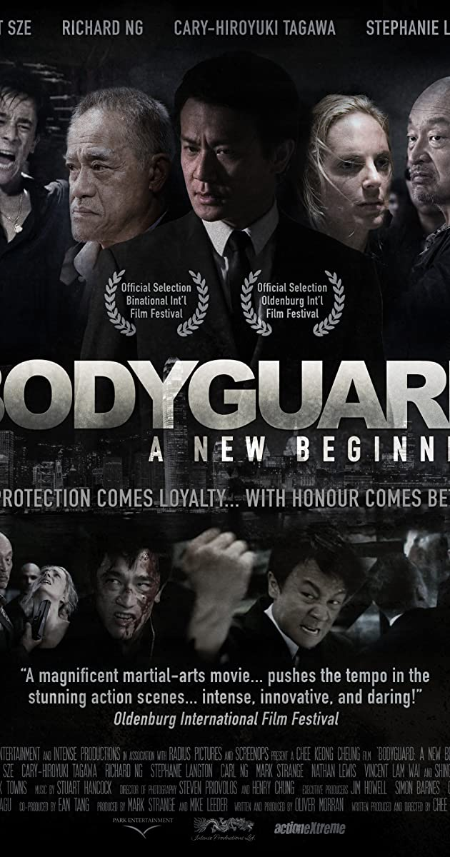 Bodyguard A New Beginning 2008 Full Cast Crew Imdb
