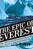 The Epic of Everest (1924) Poster