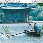 Jae-kyeong Seo and Yeo-jin Ha in Bom yeoreum gaeul gyeoul geurigo bom (2003)
