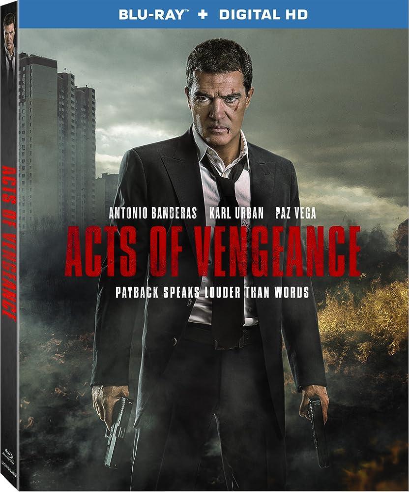 ผลการค้นหารูปภาพสำหรับ Acts Of Vengeance (2017) เรื่องย่อ