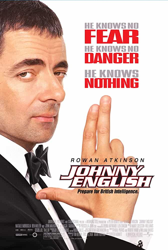 Free Download Johnny English Full Movie