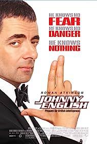 Rowan Atkinson in Johnny English (2003)
