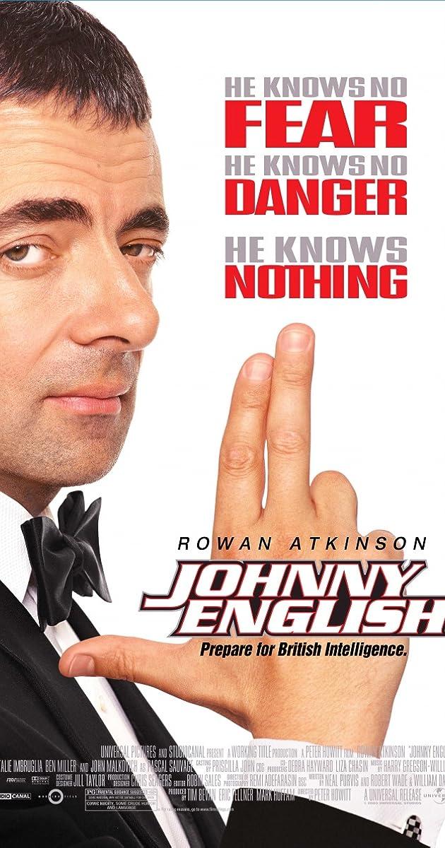 Johnny English (2003) - Soundtracks - IMDb