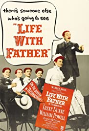 Life with Father Poster