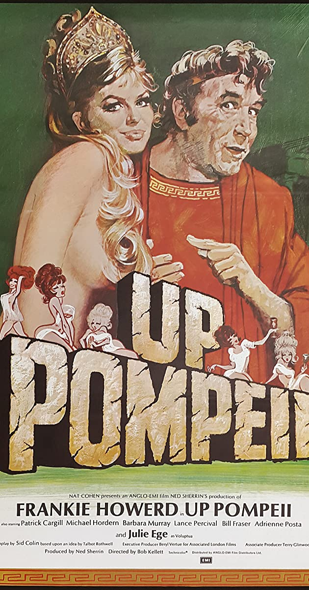 Up Pompeii (1971) - IMDb