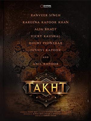 Watch Takht Online
