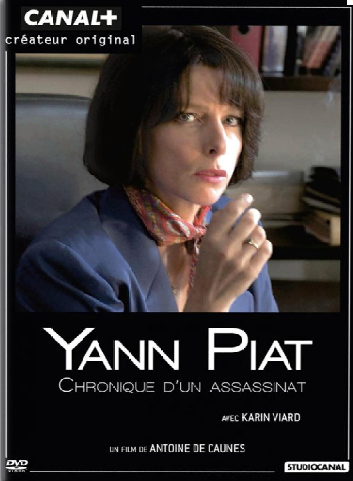 Yann Piat, chronique dun assassinat