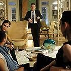Trevor Einhorn, Jade Tailor, Arjun Gupta, and Kacey Rohl in The Magicians (2015)