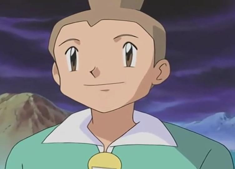 Pokemon The Legend Of Thunder 2001