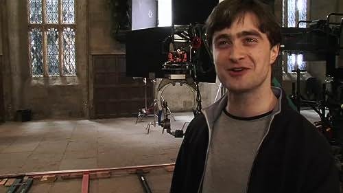 Harry Returns to Hogwarts