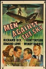 Men Against the Sky Poster