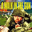 Dana Andrews and Christian Drake in A Walk in the Sun (1945)