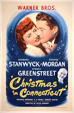 Movie Christmas in Connecticut (1945)