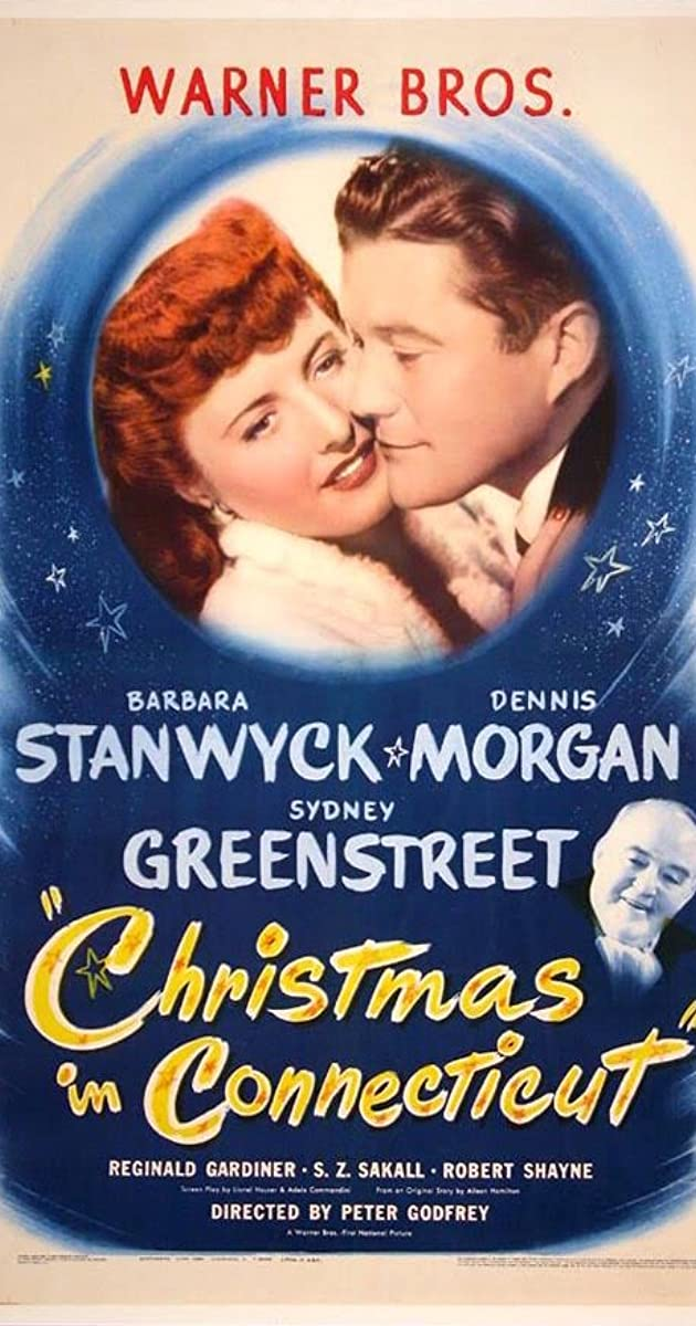 Christmas In Connecticut Dvd.Christmas In Connecticut 1945 Imdb