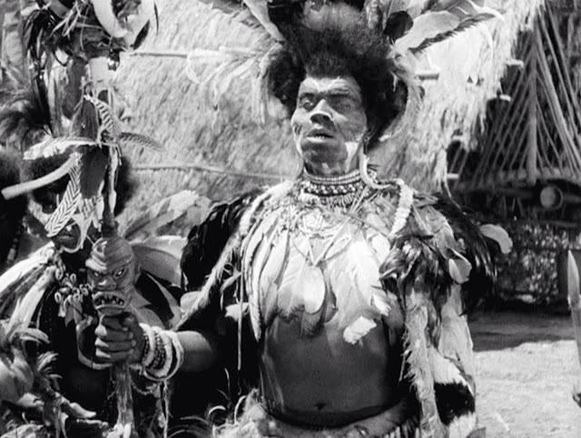 Noble Johnson in King Kong (1933)