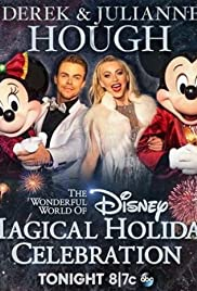 The Wonderful World of Disney Magical Holiday Celebration Poster