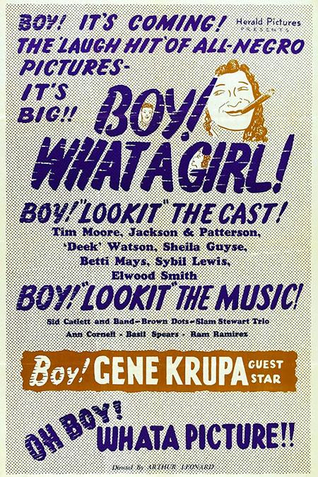 Boy! What a Girl! (1947) - IMDb