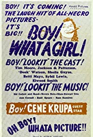 Boy! What a Girl! Poster