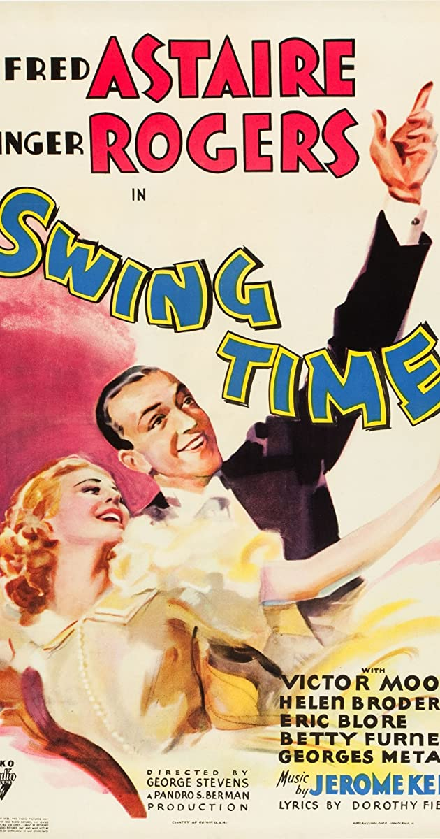 Subtitle of Swing Time