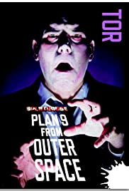 Splathouse: Plan 9 from Outer Space Poster