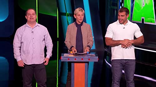 Ellen's Game Of Games: Loving Couples Compete In Stink Tank