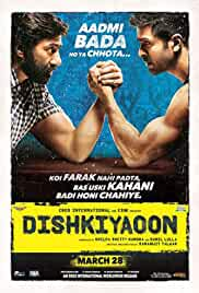 Watch Movie Dishkiyaoon (2014)