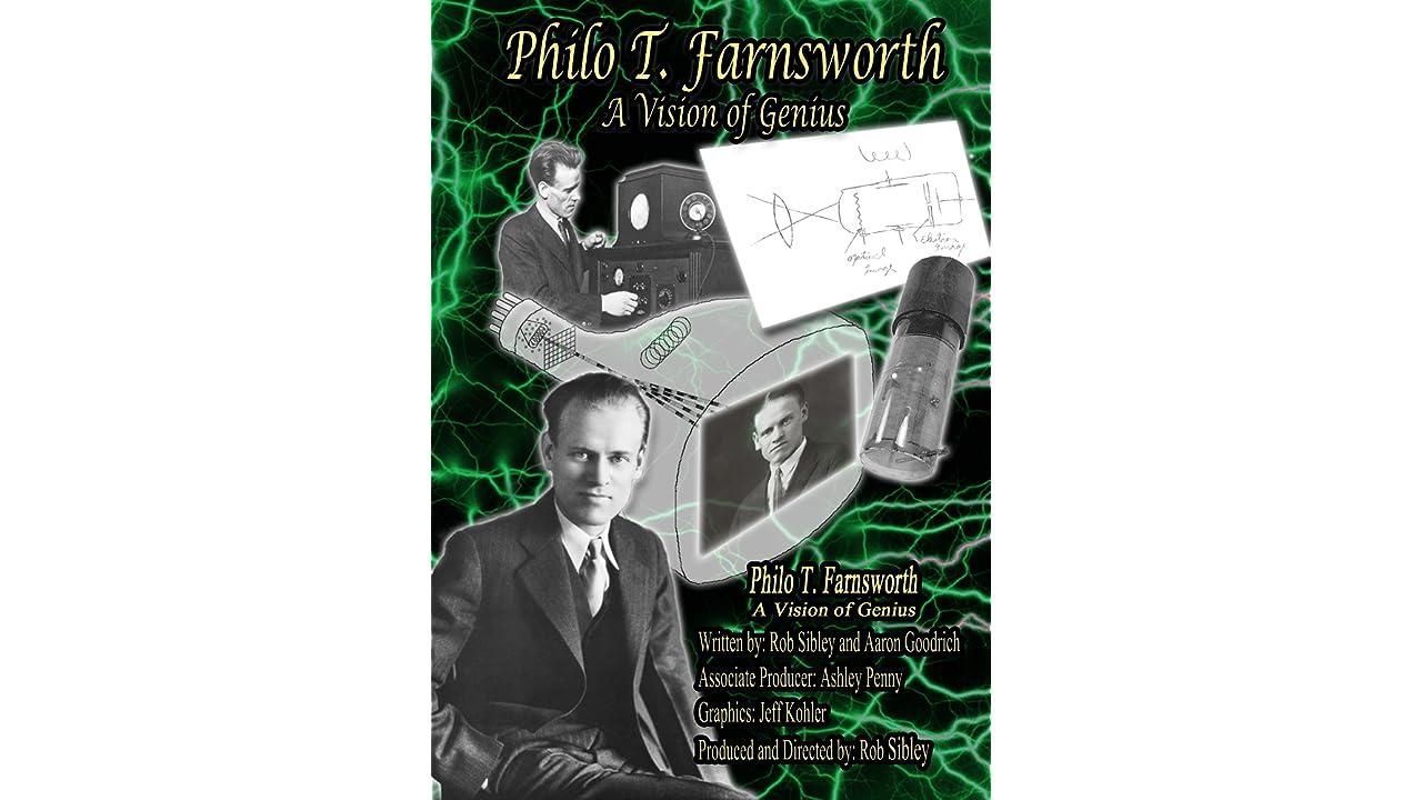 ﹤720p^HD!! Philo T. Farnsworth: A Vision of Genius ♯➽[【FullMovie】]