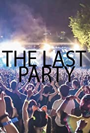 The Last Party Poster