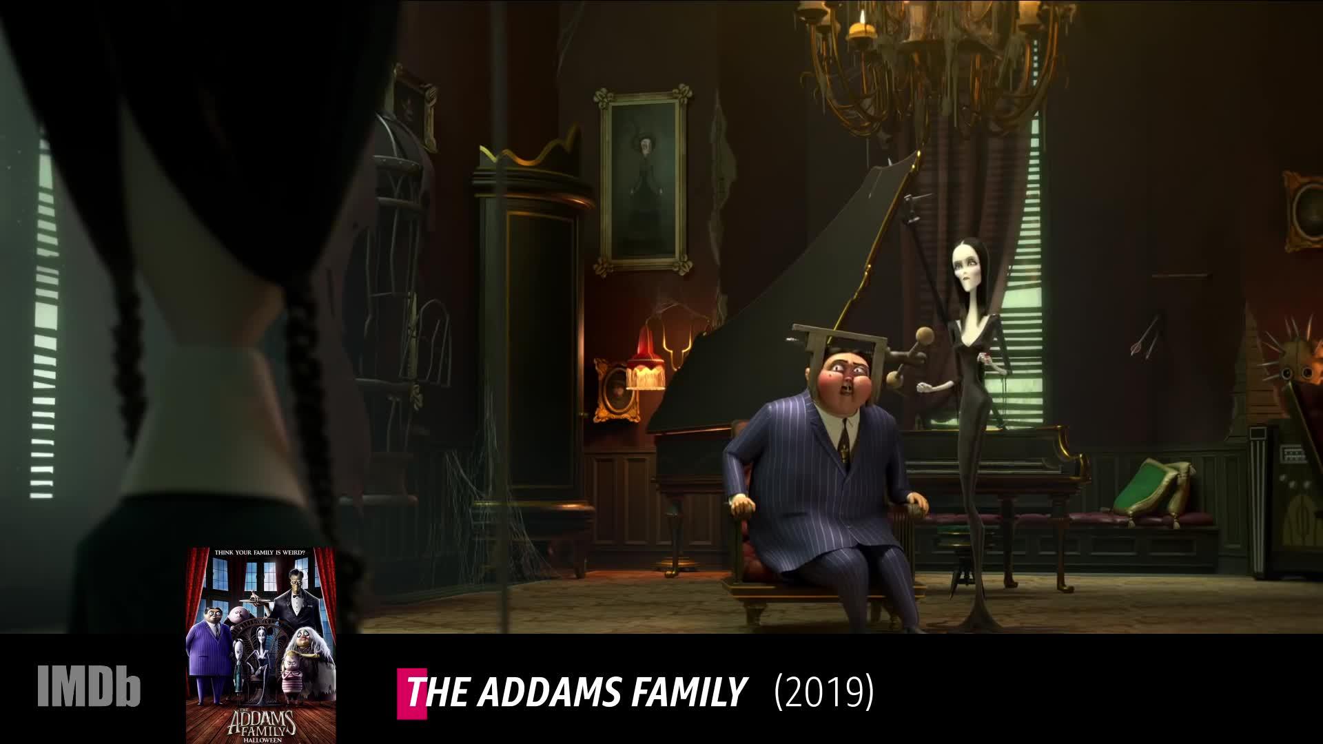 addams family reunion (1998) trailer