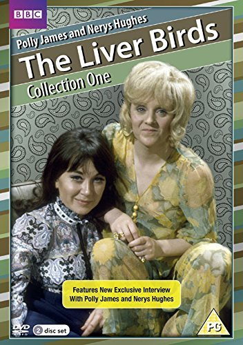 Nerys Hughes and Polly James in The Liver Birds (1969)