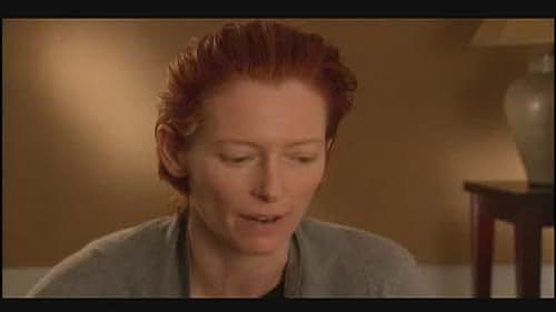 Tilda Swinton in Burn After Reading