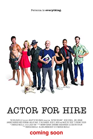 Where to stream Actor for Hire