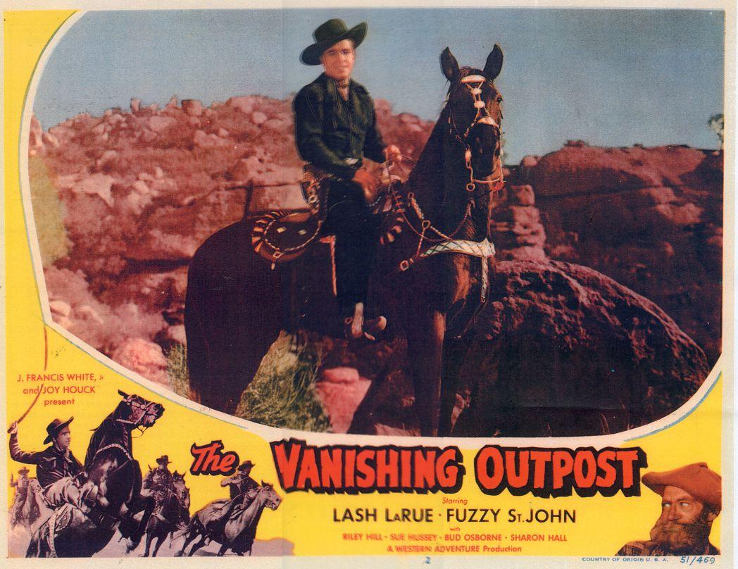 The Vanishing Outpost 1951 Imdb