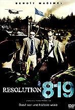 Resolution 819