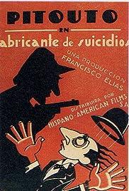 Fabricante de suicidios Poster