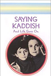 Saying Kaddish Poster