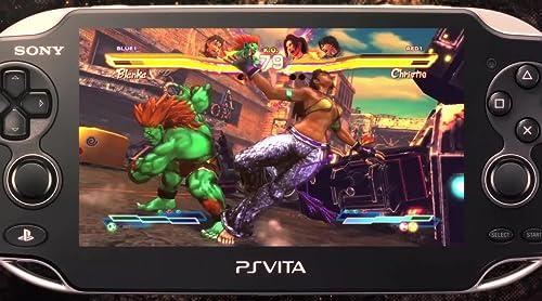 Street Fighter X Tekken (Vita Promo)