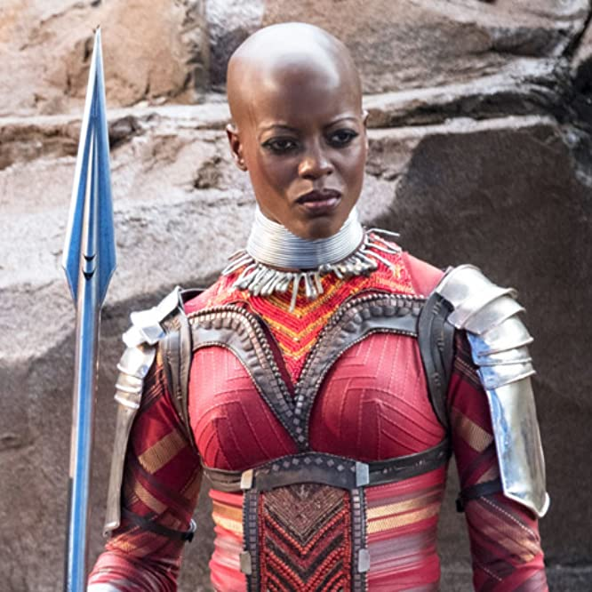 Florence Kasumba in Black Panther (2018)