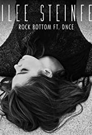 Hailee Steinfeld & DNCE: Rock Bottom Poster