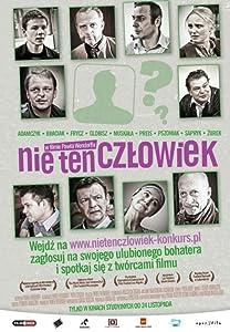 Watch free movie tv links Nie ten czlowiek [720