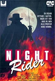 The Night Rider Poster