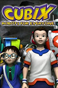 Hollywood movies adults download Cubix: Robots for Everyone [QuadHD]