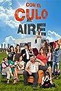 Con el culo al aire (2012) Poster