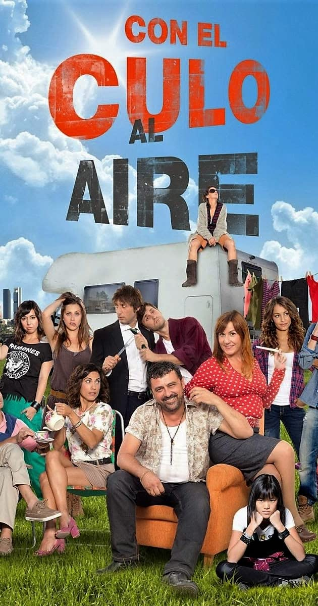 Con El Culo Al Aire Tv Series 20122014 Full Cast Crew Imdb
