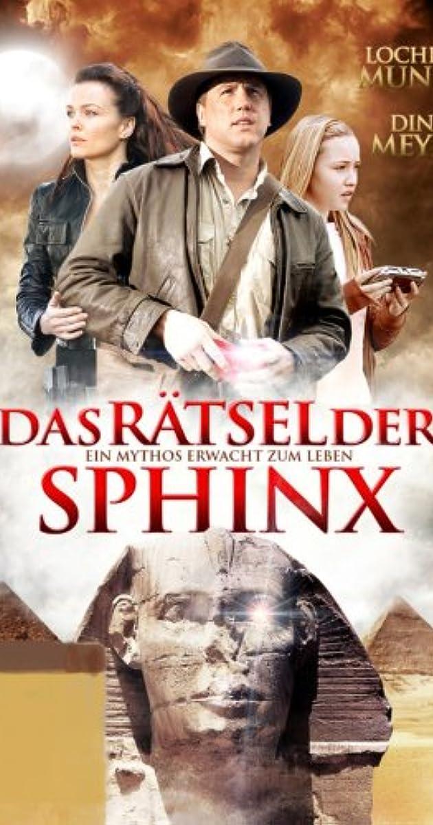 Riddles of the Sphinx (TV Movie 2008) - Full Cast & Crew - IMDb