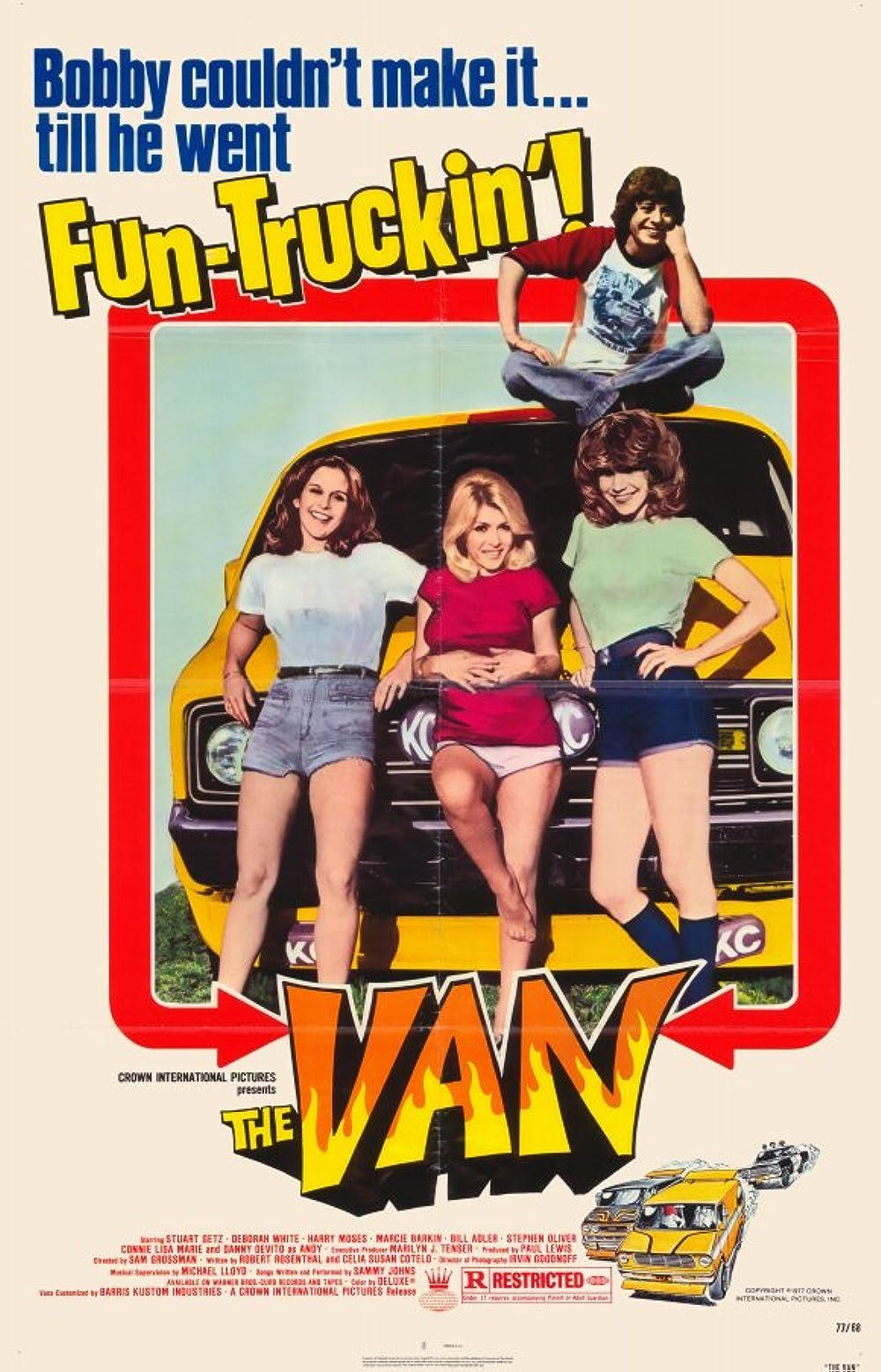 Naked girls in vans The Van 1977 Imdb