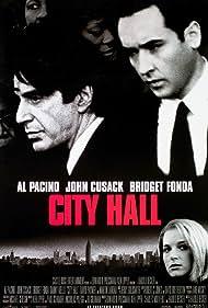 John Cusack, Al Pacino, and Bridget Fonda in City Hall (1996)