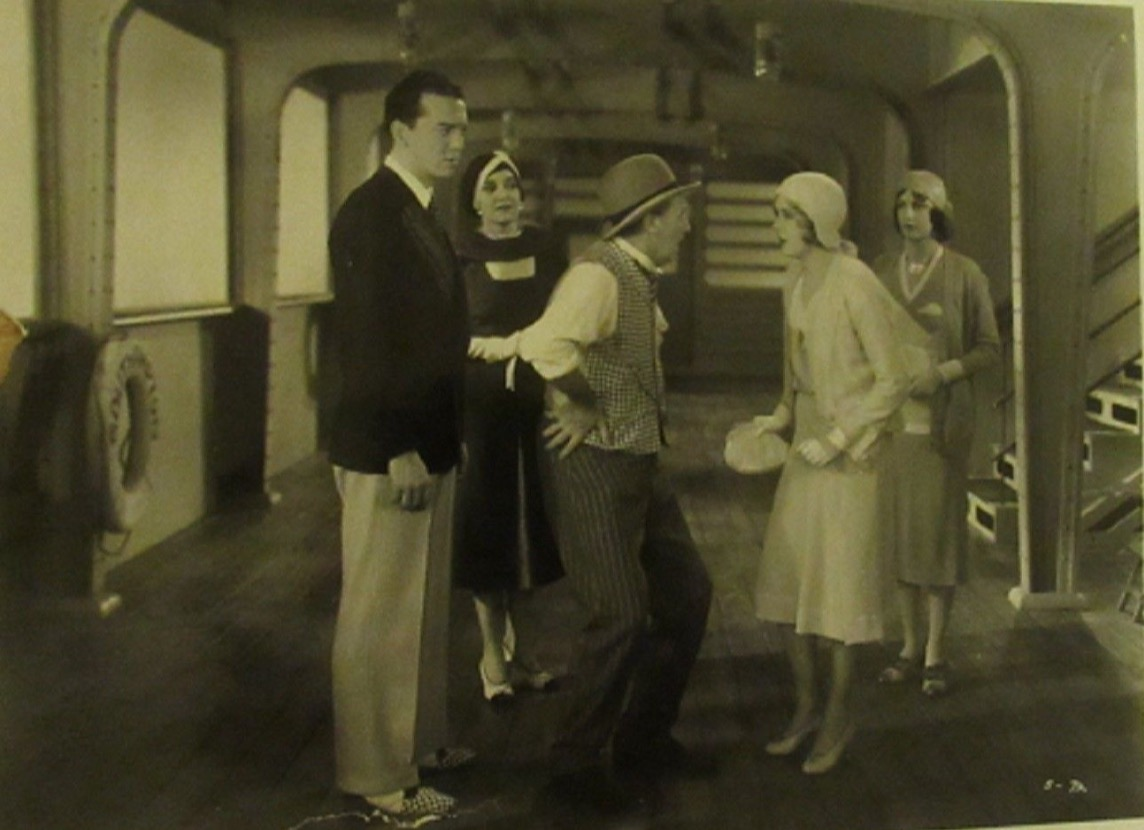 Barbara Bedford, Inez Courtney, Joe Donahue, Lawrence Gray, Marilyn Miller, and Judith Vosselli in Sunny (1930)