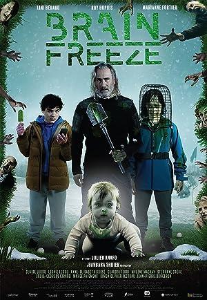Brain Freeze Poster